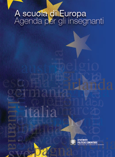 copertina A Scuola d'Europa