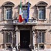Palazzo Madama - Senato - ingresso