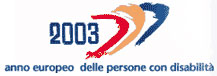 2003, anno UE delle persone con disabilità