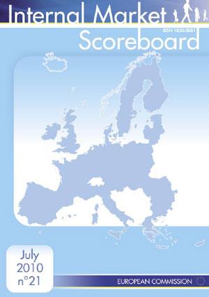 Scoreboard N. 21