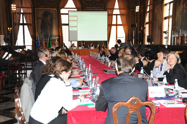 Club of Venice 2010, Plenary Session