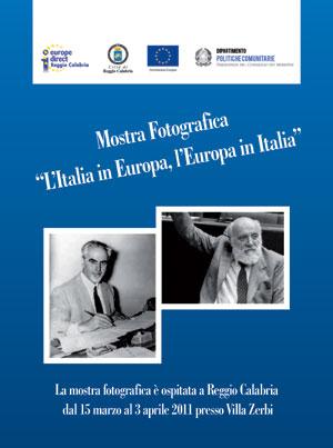 """Mostra """"L'Italia in Europa%2C l'Europa in Italia"""""""