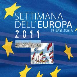 Settimana dell'Europa in Basilicata 2011
