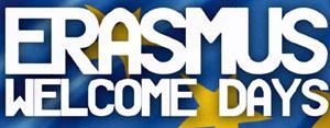 Erasmus welcome days