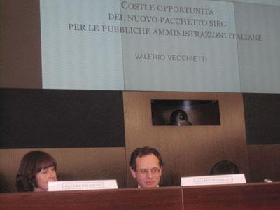 Convegno sui Servizi Pubblici - 7 marzo 2012