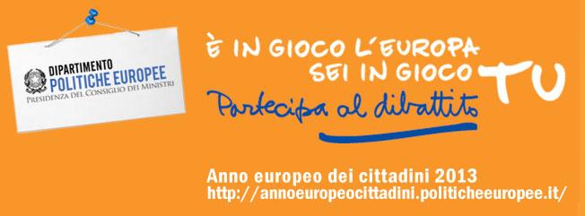Anno europeo dei cittadini