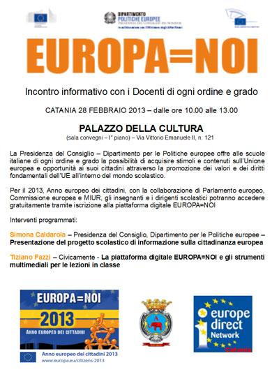 Europa%3DNoi%2C Catania