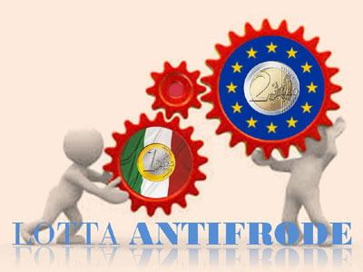 Frodi UE - Pagina iniziale