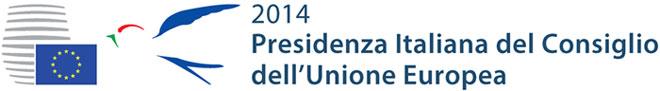 Logo Semestre Presidenza italiana