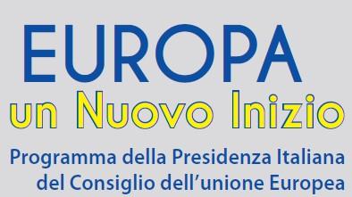 Programma Presidenza ITA