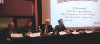 Conferenza Colaf%2C 14 ottobre 2014