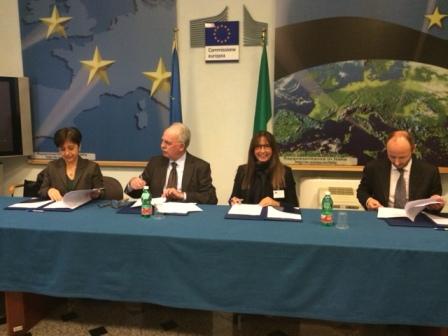 Partenariato 'Europa nelle scuole'