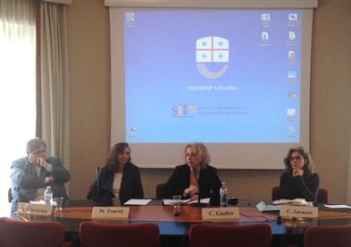 Genova%2C 30 aprile 2015%3A incontro su scuola