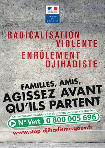 Manifesto stop Jihadism