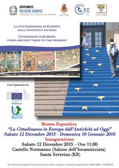 Mostra sulla Cittadinanza europea%2C Santa Severina