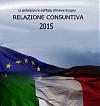 Relazione consuntiva 2015