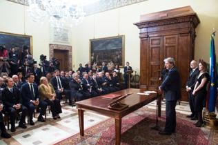 29 dicembre 2016%3A Giuramento Sottosegretari Governo Gentiloni