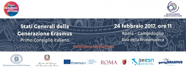 Stati generali della Generazione Erasmus