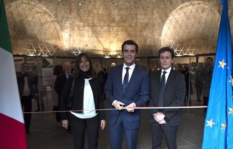 22 marzo 2017%3A Gozi e Polli inaugurano la mostra