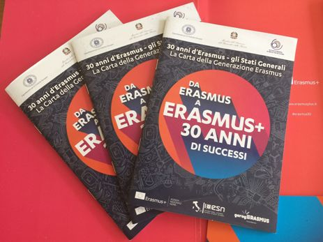 La Carta della Generazione Erasmus