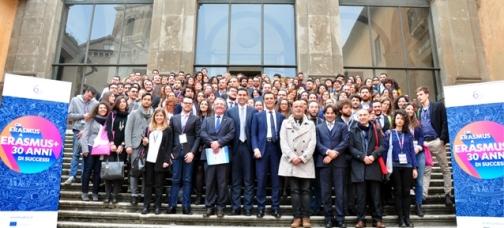 24 febbraio 2017%3A Erasmus %2B%2C 30 anni di successi