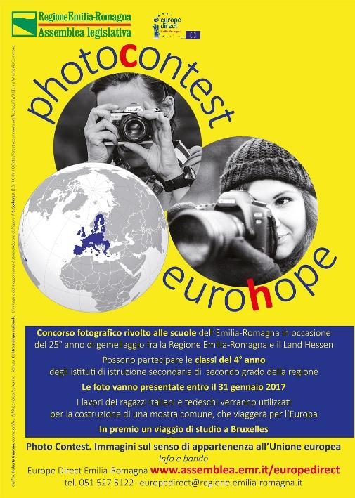 "Photo contest ""EuroHope"""