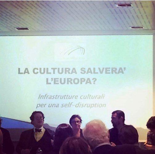 """24 marzo 2017%3A """"La cultura salverà l'Europa%3F"""""""