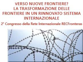 """6 luglio 2017%3A """"Verso nuove frontiere%3F La trasformazione delle frontiere in un rinnovato sistema internazionale"""""""
