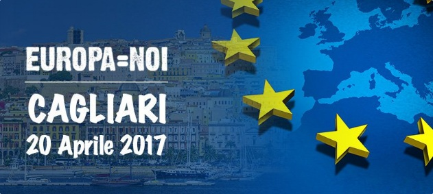 Europa%3DNoi a Cagliari