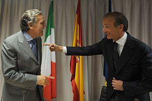 Andrea Ronchi e Lopez Garrido