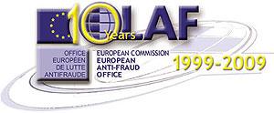 Logo Olaf - 10 anni