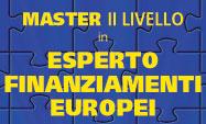 Master II livello Esperto finanziamenti europei